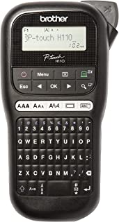 Brother PTH110 - Rotuladora electrónica de mano con diseño
