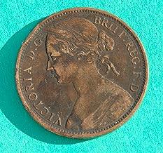 1862 victoria penny