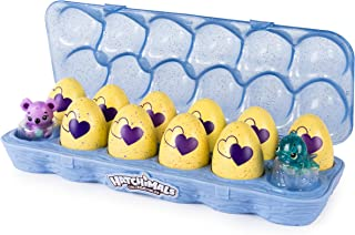 Hatchimals Colleggtibles Season 3, 12 Pack Egg Carton (Styles & Colors May Vary) by Spin Master