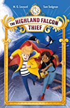 Download The Highland Falcon Thief: Adventures on Trains #1 PDF