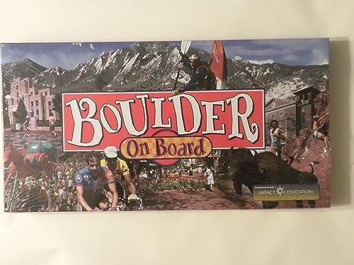 Boulder on Board Game
