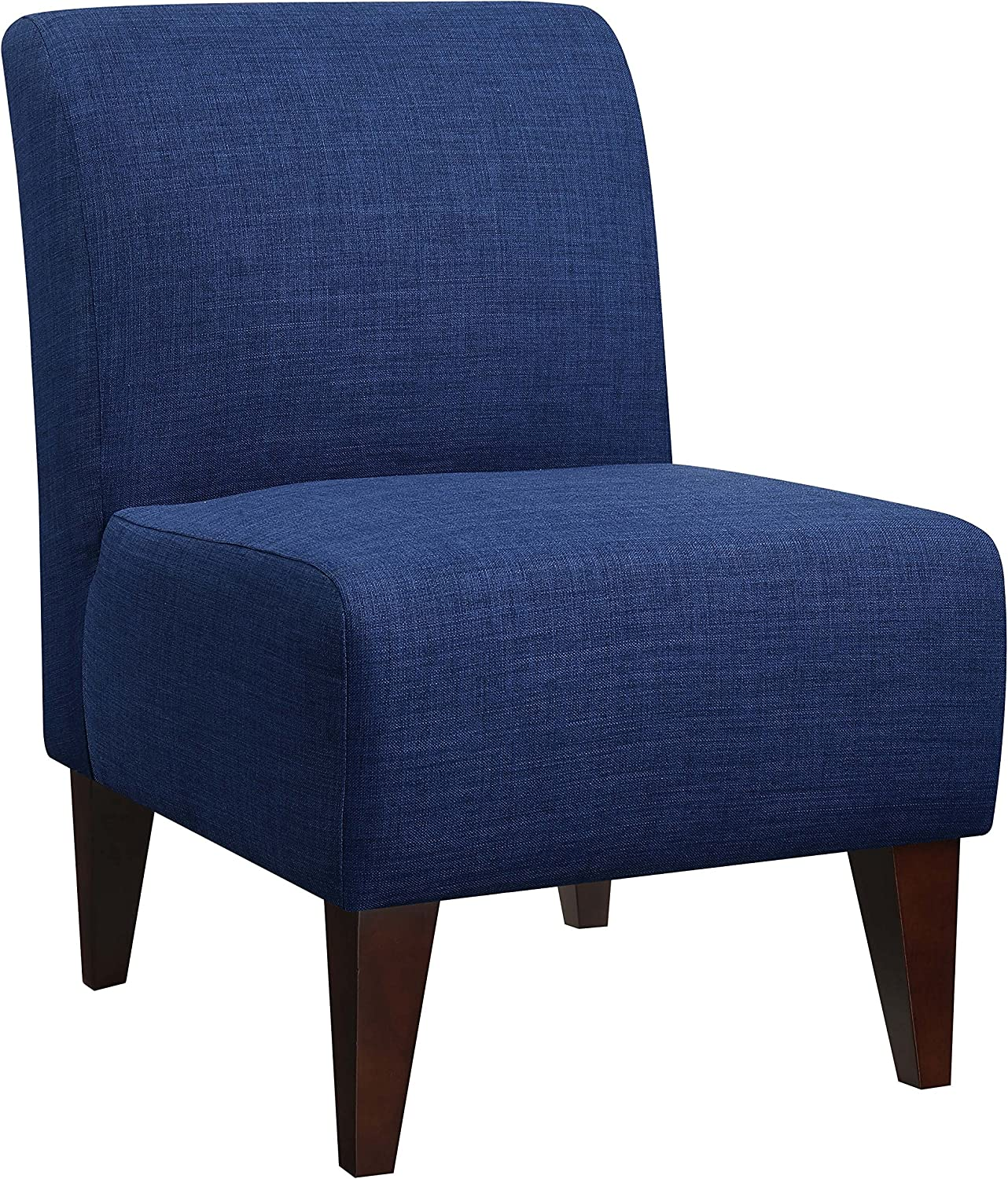 favorite Abbey Avenue Lauren Accent Slipper Pattern Chair Blue We OFFer at cheap prices