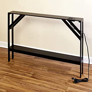 table behind couch ideas