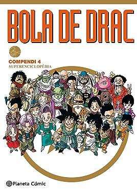 Bola de Drac Compendi nº 04/04 (Manga Artbooks) (Catalan Edition)