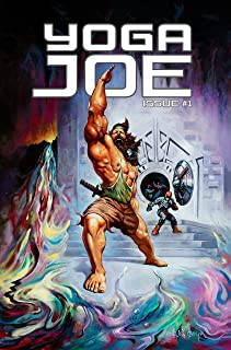 Yoga Joe #1 Comic Book