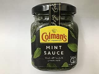 Colmans Classic Mint Sauce 165 g (2 Pack)
