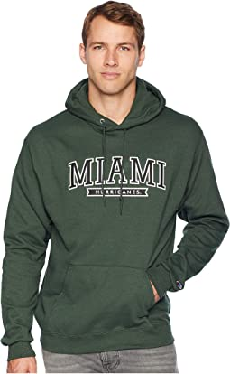 Miami Hurricanes Powerblend® Fleece Hoodie