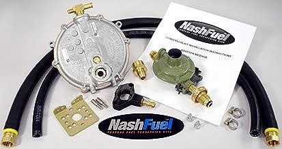 Tri-Fuel Propane Natural Gas Generator Conversion Robin Subaru EX27 EX30 EX40 EH