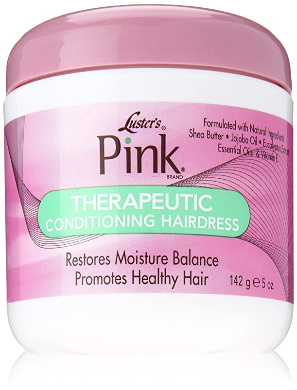 Luster's Pink Conditioner Hairdress, 5 Ounce koieeyrl113953