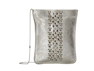 Leatherock CP60 (Silver/OSL) Cross Body Handbags