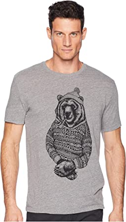 Bear Sweater Tee