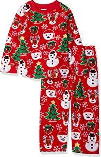 The Children's Place Baby Christmas Pajama Set