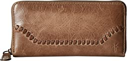 Melissa Whipstitch Zip Wallet