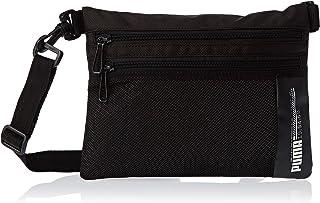 Puma Energy Sacoche Bag Black Bag For Unisex, Size One Size