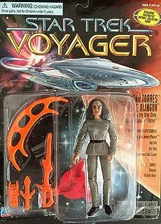 Star Trek Voyager B Elanna Torres - The Klingon 4 inch Action Figure