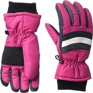 Snow Gloves Waterproof Windproof Winter Cycling Gloves for Snowboarding Biking Riding YAPJEB Kids Ski Gloves