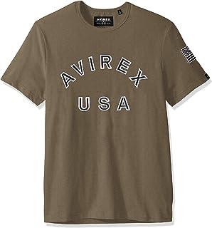 Avirex Men's AVF19BT03-MILITARY