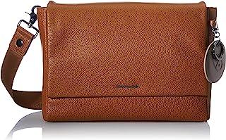 Mandarina Duck Damen Indian TAN Mellow Leather Crossover, Einheitsgröße