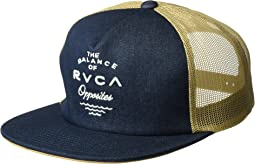 RVCA - Side B Trucker