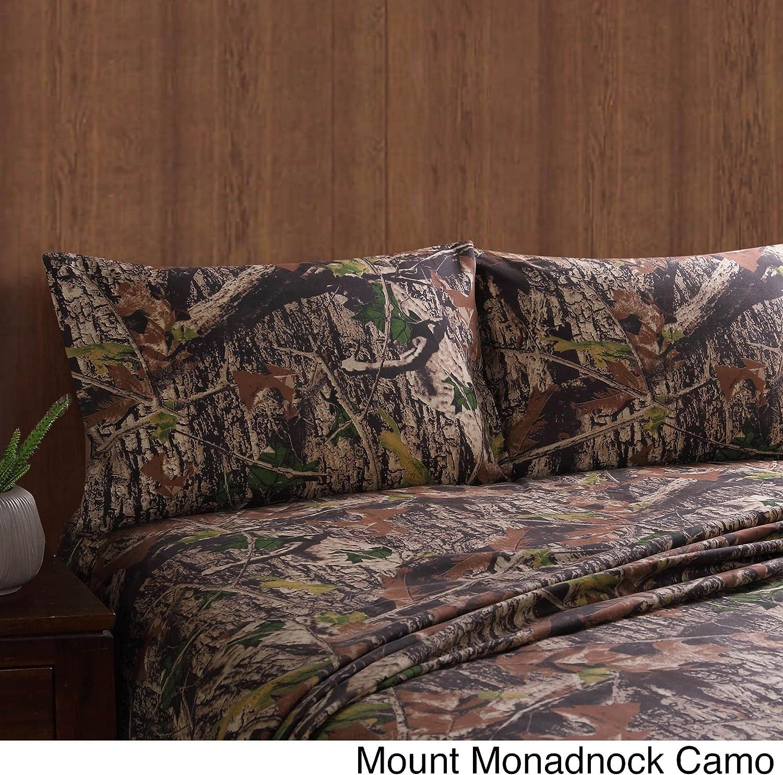Remington SS1142QN-4700 Mount Monadnock Sheet Set,Queen