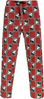 Mickey Mouse Mens Mickey Mouse Lounge Pants
