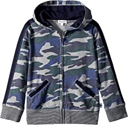 Splendid Littles - Camo Hoodie (Little Kids/Big Kids)