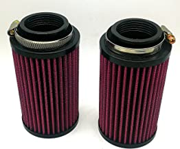 26mm Air Pod Filters compatible with K&N Yamaha Banshee YFZ 350(Pack of 2)