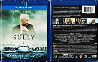Sully - Tom Hanks (Blu-ray + DVD)