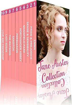 Jane Austen Collection: Pride and Prejudice, Sense and Sensibility, Emma, Persuasion and More (Xist Classics) (English Edition)
