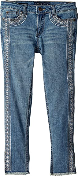 Lucky Brand Kids - Andy Denim Pants in Ryder Wash (Big Kids)