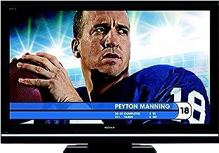 Best Sony BRAVIA V-Series KDL-52V5100 52-Inch 1080p 120Hz LCD HDTV, Black (2009 Model) Review