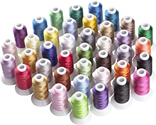 Best brother embroidery thread uk Reviews
