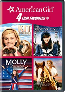 4 Kid Favorites: American Girl (DVD)