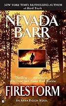 Firestorm (Anna Pigeon Mysteries, Book 4): A riveting crime thriller