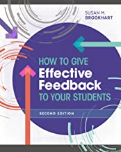 How to Give Effective Feedback to Your Students, Second Edition (English Edition)