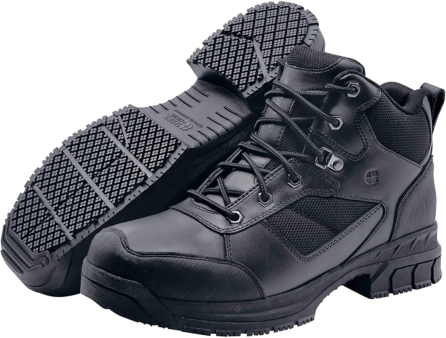 Sales for sale Shoes Max 90% OFF for Crews Men's Non Voyager Slip Boots II Work