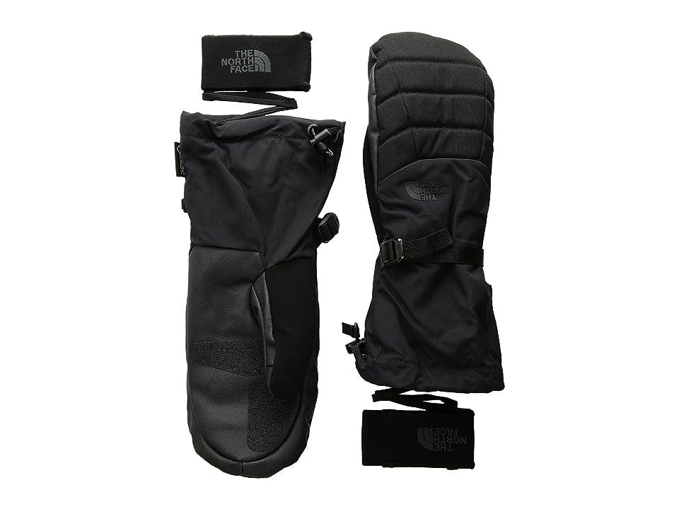 The North Face Montana Gore-Tex Mitt (TNF Black) Gore-Tex Gloves