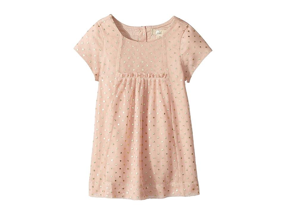 PEEK Belle Dress (Infant) (Pink) Girl