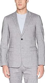 Men's Gansevoort Slubbed Suiting Jacket