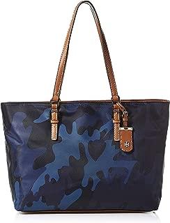 Tommy Hilfiger Tote Bag for Women Julia, Navy