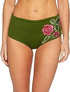 Milonga Swimwear Women's Basic Green Bottom