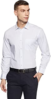 Amazon Brand - Symbol Men's Formal Regular Fit Shirt