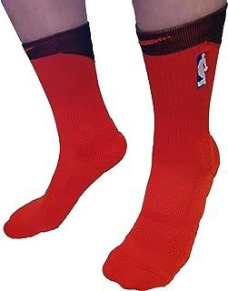 Donass, Calcetines de baloncesto NBA Logoman para hombre Tamaño: 42-46 EUR (26-28 cm)