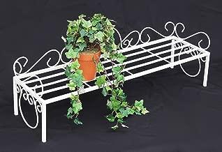 Leiter Flower Stand Flower Stand Retro Haus Blumenbank Aus Holz Blumenleiter Gartenblumenstandplatz Folding Blumenbank Geschenk,Gr/ün,53X60Cm ZXL Einfache Multifunktionsfalten Hocker