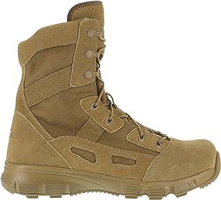 "Reebok Work Men's 8"" Hyper Velocity RB8281 Soft-Toe Military Boot"
