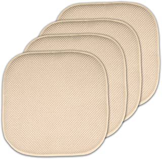 Amazon com: chair pads and cushions non slip