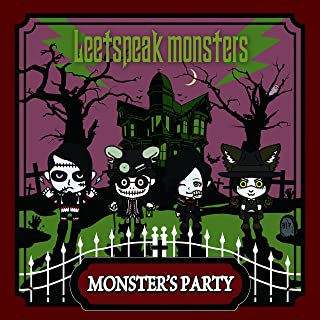 Monster's Party※通常盤(CD)