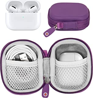WGear Protective Case for Airpods, Handy Semi-Hard case for airpods for Travel, Protective and Organize, Shock and Shake P...