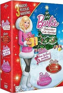Barbie Boxset Navidad (Barbie en el Cascanueces + Barbie en