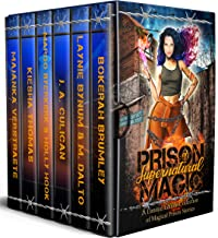 Prison of Supernatural Magic: A collection of paranormal prison books